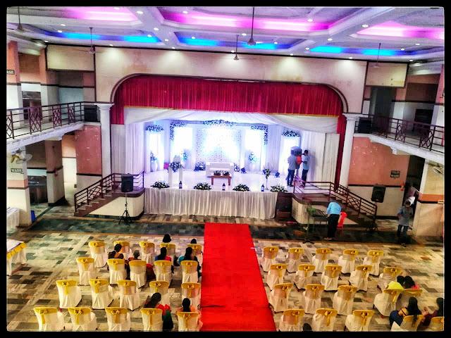 hall decoration works weddingplannerskerala.com