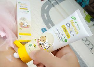 Mamas Choice Rash Cream