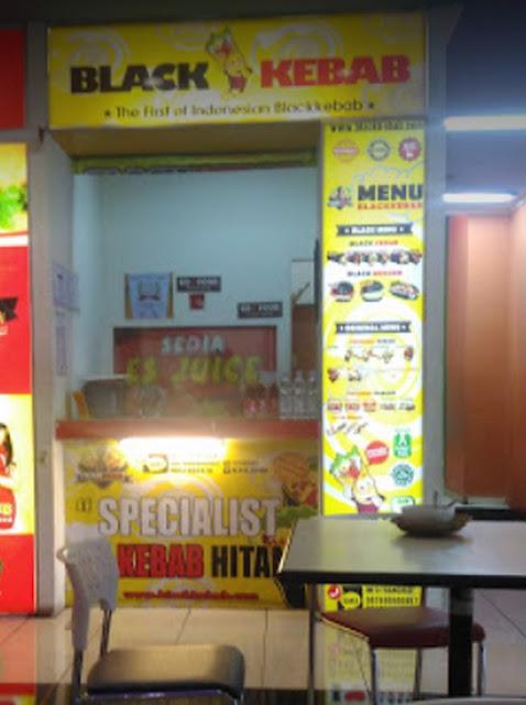 Kebab Hitam Jogja, Pilihan Menikmati Sensasi Kebab