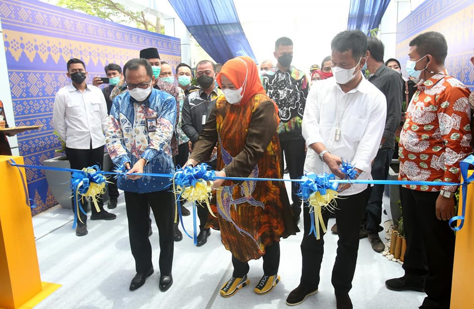 Walikota Batam Hadiri Gebyar Melayu Pesisir dan Peresmian Galeri Dekranasda Batam di Kantor Dekranasda Batam