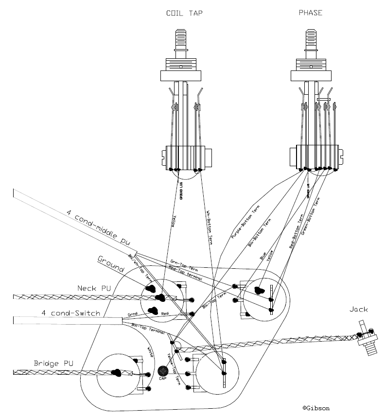 JW Guitarworks: Schematics Updated as I find new examples