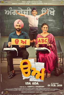 Uda Aida 2019 Punjabi 720p WEB-DL ESubs Download