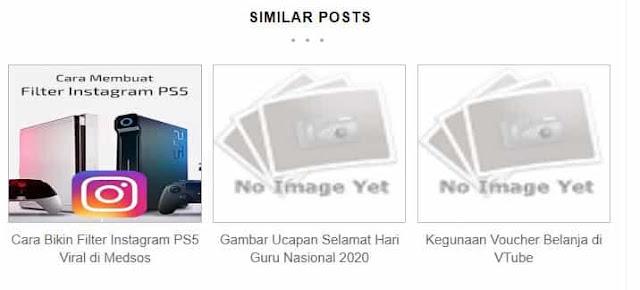 memperbaiki gambar related post yang blank