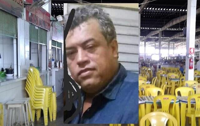 Irecê-BA: Homem é morto a tiros no Mercadão Velho
