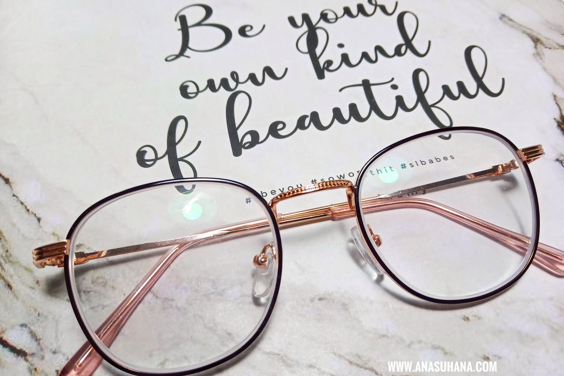 Cermin Mata Murah Dengan Alpha Blue 420 Lens di Eye Pro Vision. Patutlah Jadi Kedai Spek Viral di Malaysia!!