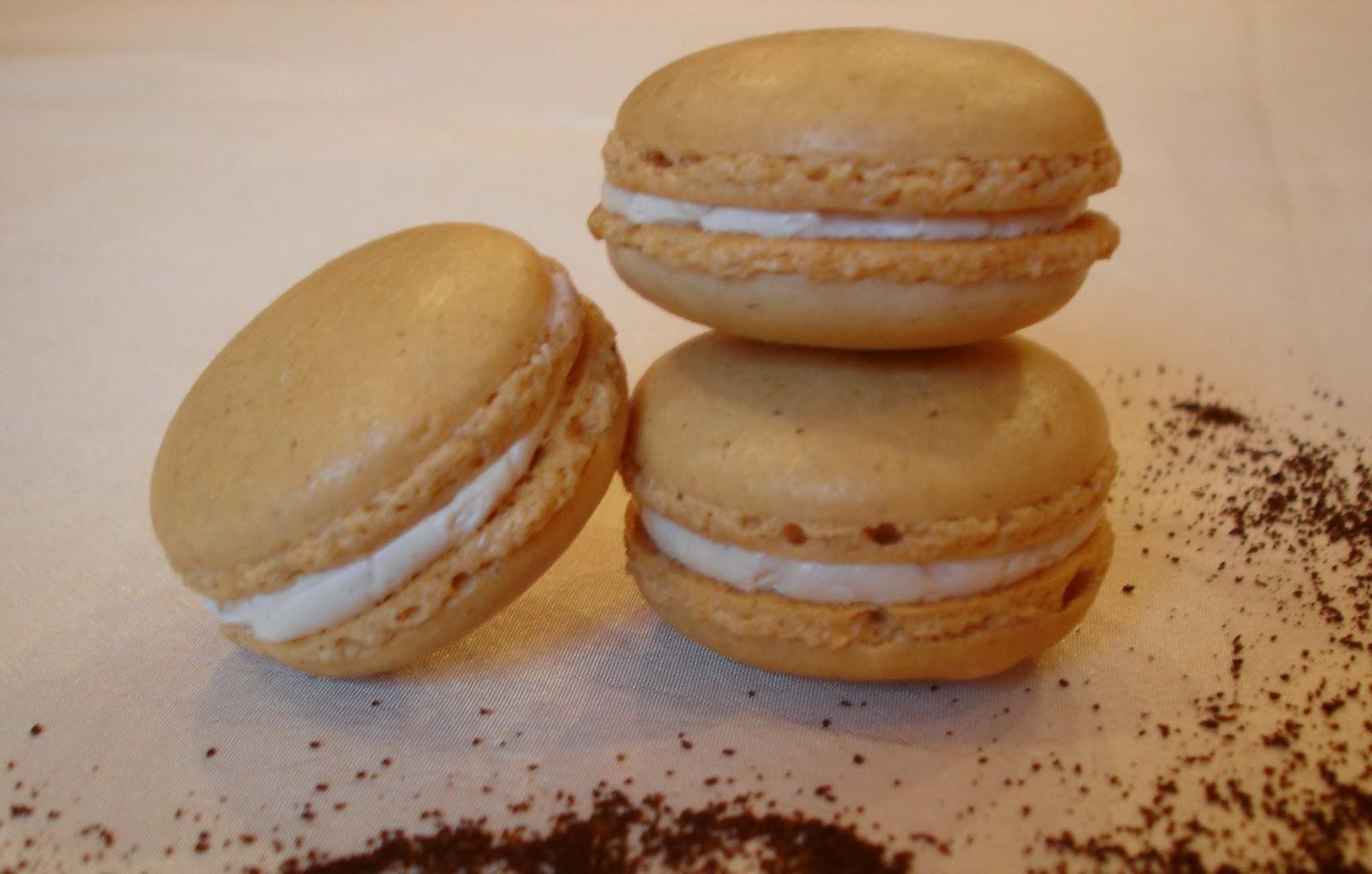 Wieder neue Macarons  Brigittes Tortendesign