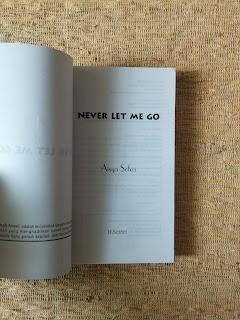 Never Let Me Go Penulis Aisya Sofea