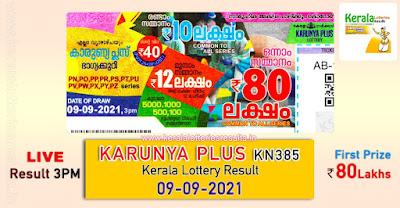 kerala-lottery-result-09-09-2021-karunya-plus-lottery-results-kn-385-keralalotteriesresults.in