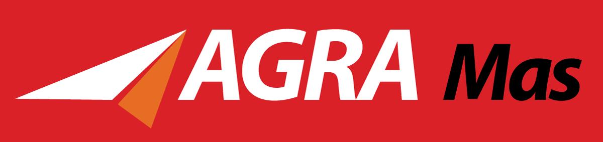 logo agra mas putih