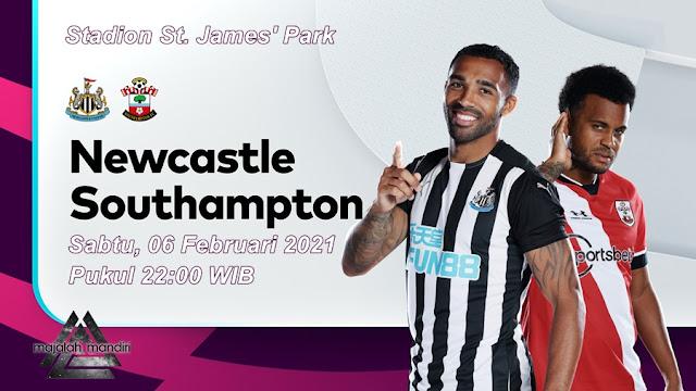 Prediksi Newcastle United Vs Southampton