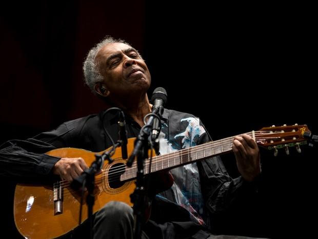 O cantor e compositor Gilberto Gil tem um jeito todo especial de lidar com a vida.