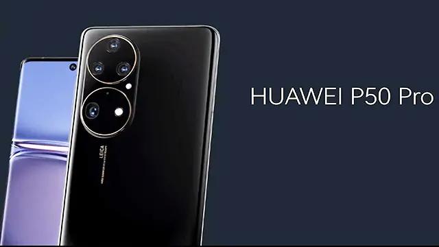 رسمياً سعر ومواصفات هاتف  Huawei P50 Pro