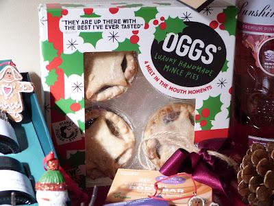 OGGS Vegan Mince Pies