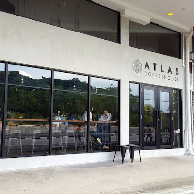 Atlas Coffeehouse, Botanic Gardens Singapore