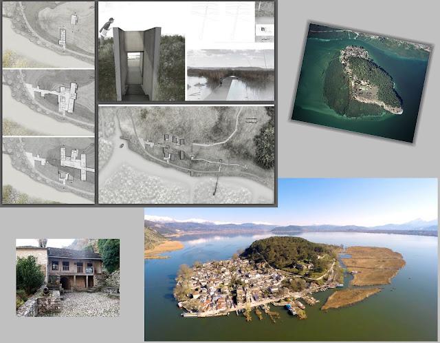 Γιάννενα: Ο Δήμος παρουσιάζει στο Νησί,την βραβευμένη Εργασία της Αρχιτέκτονος Άννας Βασιλείου