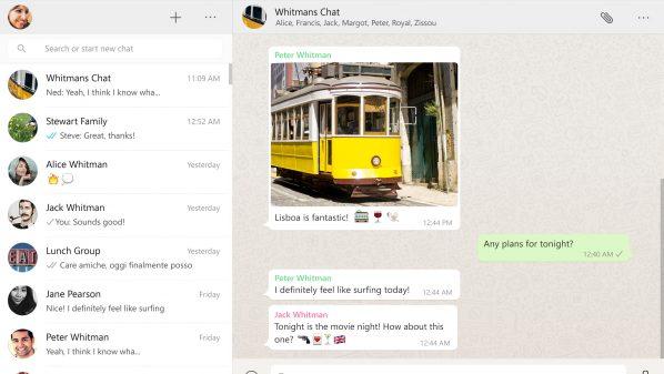 رسميًا: Whatsapp تطلق تطبيقها الرسمي لأجهزة Windows و Mac + رابط التحميل