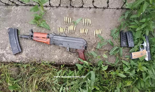 BSF Guns Down Two Terrorists Along Pakistan Border in Punjab
