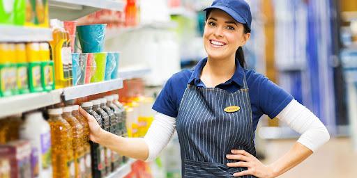 auxiliar de loja
