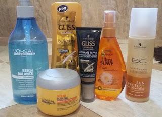 produtos cabeleireiro