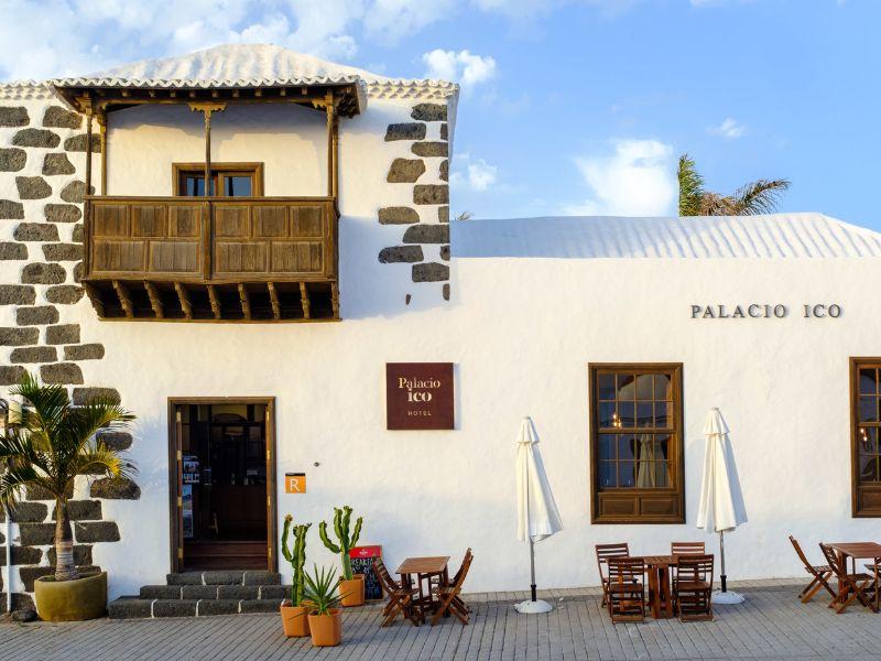 Hotel Palacio Ico (Lanzarote)