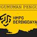 Pengumuman Pengurus HMPG BERDIGDAYA 2021