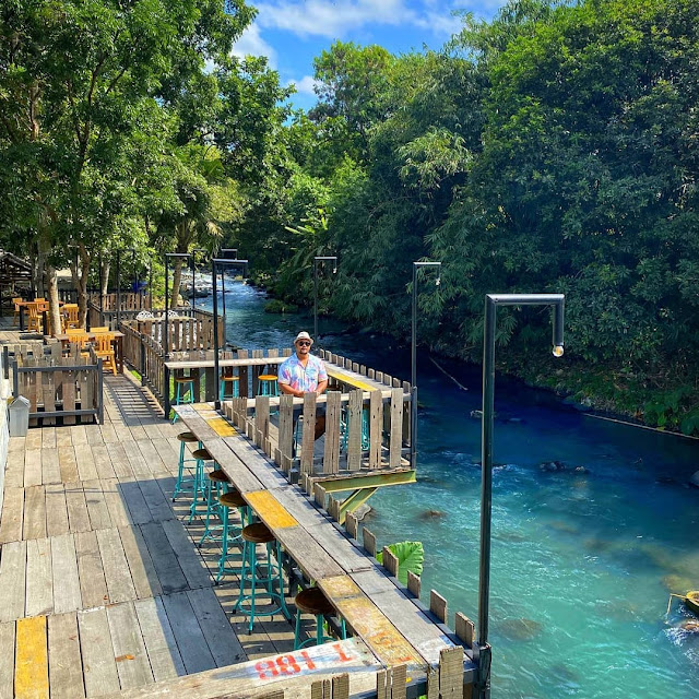New Rivermoon Resto Klaten Jawa Tengah