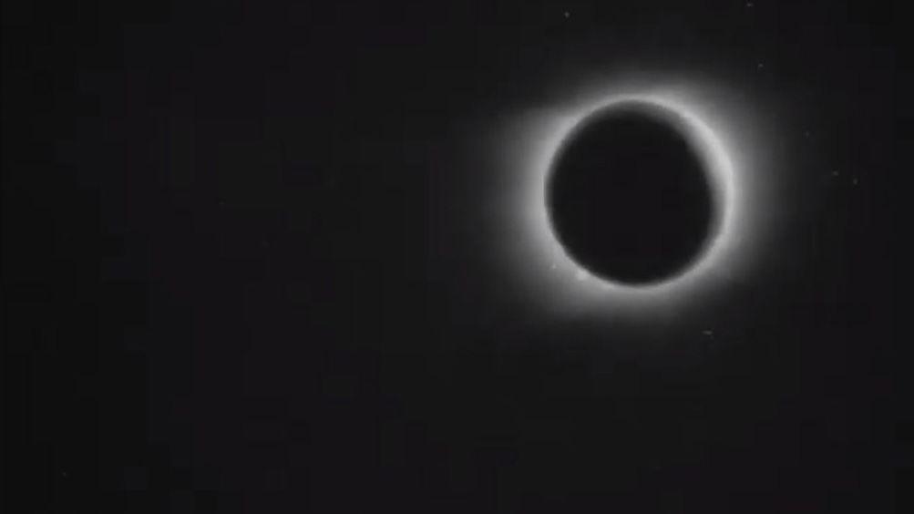 Солнечное затмение 1900 года