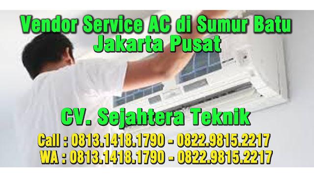 Vendor Service AC di Sumur Batu - Utan Panjang - Jakarta Pusat