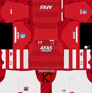 AZ Alkmaar 2019/2020 Kit - Dream League Soccer Kits