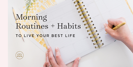 morning habits for daily life