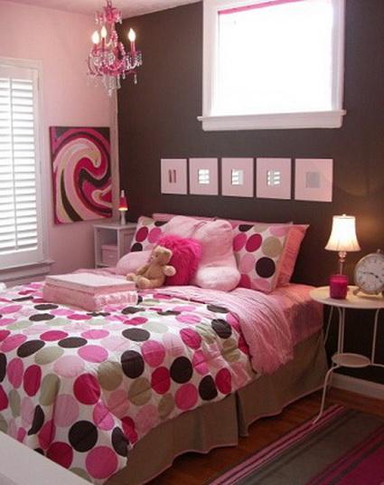 Pink Bedrooms Ideas 5