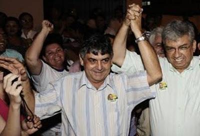 Resultado de imagem para fotos do ex-prefeito azevedo sao paulo do potengi
