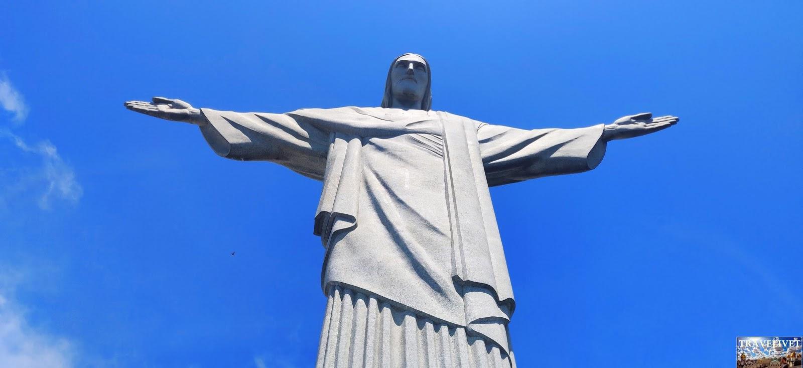 Brésil Rio de Janeiro le Christ Rédempteur