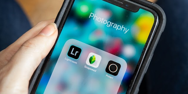 Best photo editing apps for mobile
