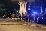 Tiga Pilar Tambora Gelar Patroli Wilayah Dimalam Hari Untuk Antisipasi Gangguan Kamtibmas