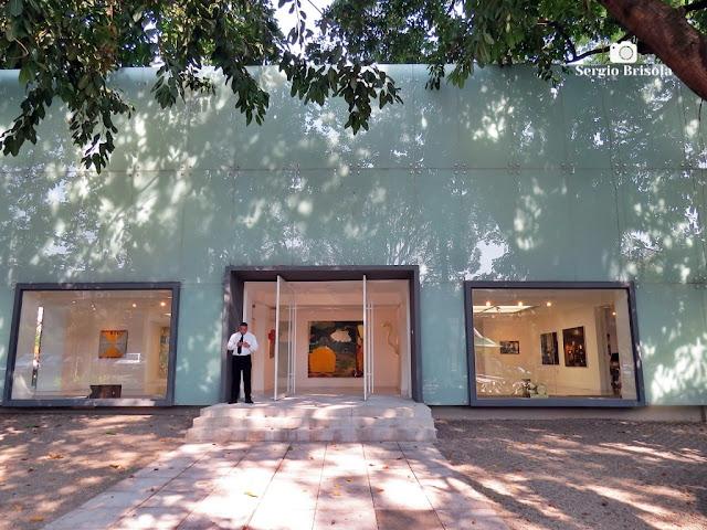 Vista da fachada da Galeria Espaço Euroart - Jardim Paulista - São Paulo
