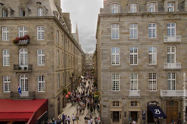 Saint-Malo viaje Bretaña Normandía que ver Francia