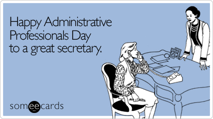 Lets celebrate happy administrative professionals day greetings wish your favorite admin pro a happy day with one of our beautiful greetings share them on your favorite social network or via e mail m4hsunfo