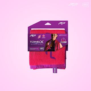 PTP Confident Girls Foundation Towel X