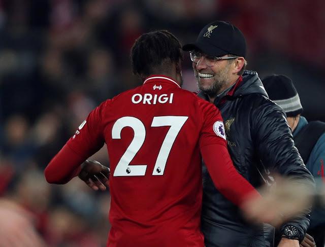 Liverpool only need a better Divock Origi - Jamie Carragher
