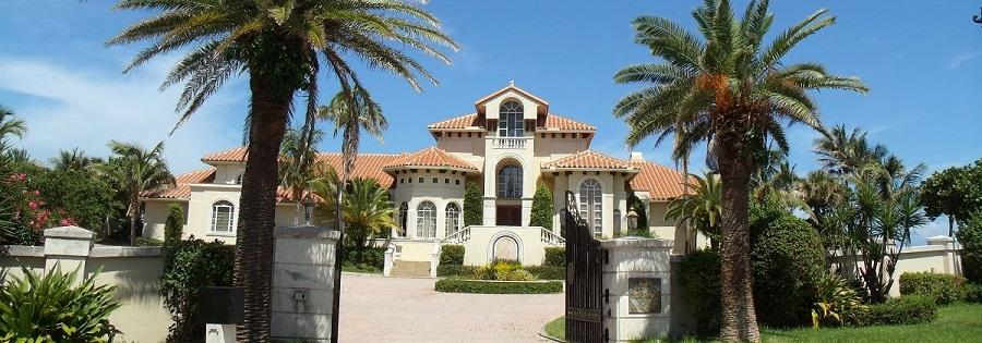 Mansiones por la A1A