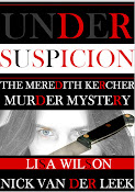 UNDER SUSPICION is here at last!