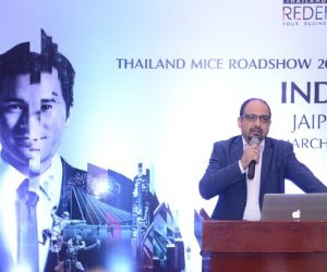 ทีเส็บจัดโรดโชว์เจาะตลาดไมซ์เมืองรองในอินเดีย หวังดึงตลาดประชุมอินเซนทิฟ เข้าไทยเพิ่มกว่า 13,000 คน