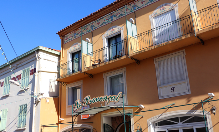 Hotel Le Provencal in Giens