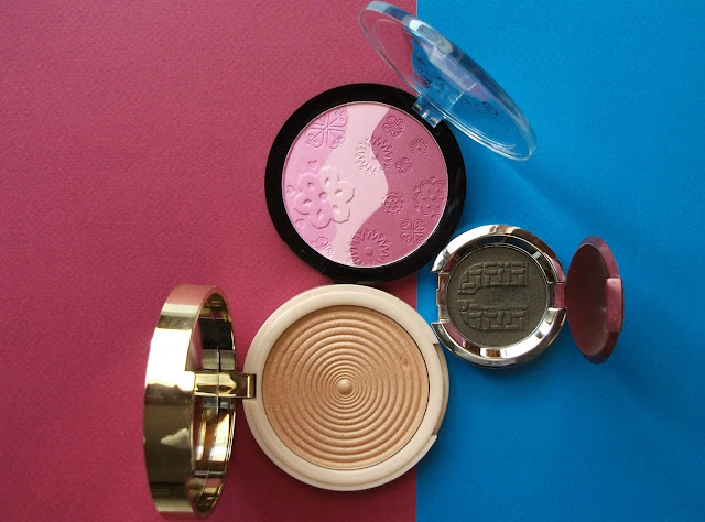 The most beautiful make-up products: 3D pans and creative packaging. Valenitna Chirico's favourite, Pupa and Avon