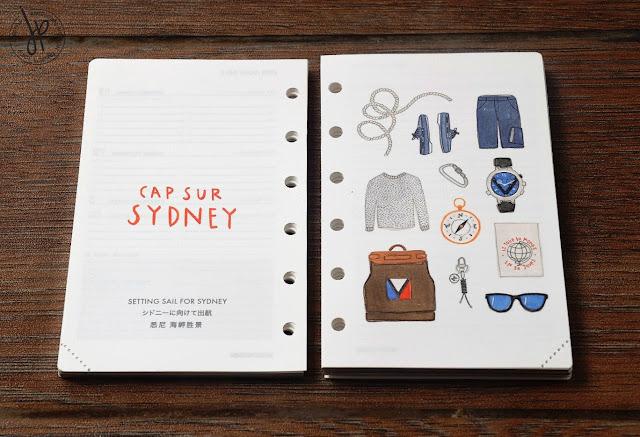lv agenda page: sydney
