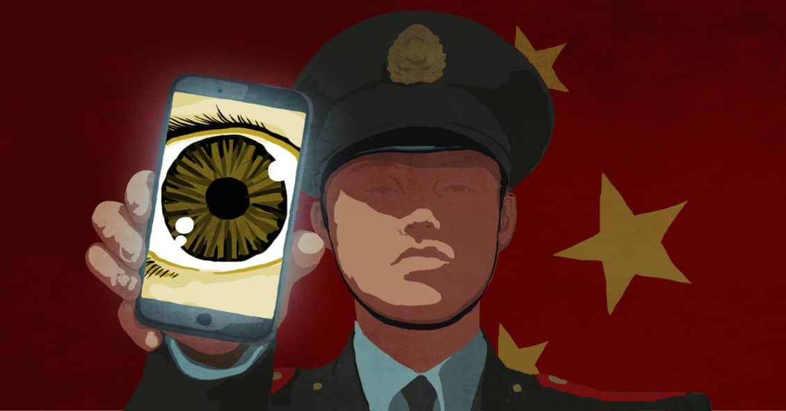 Chinese surveillance targeting Uyghurs for years