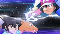 Ash vs Alain