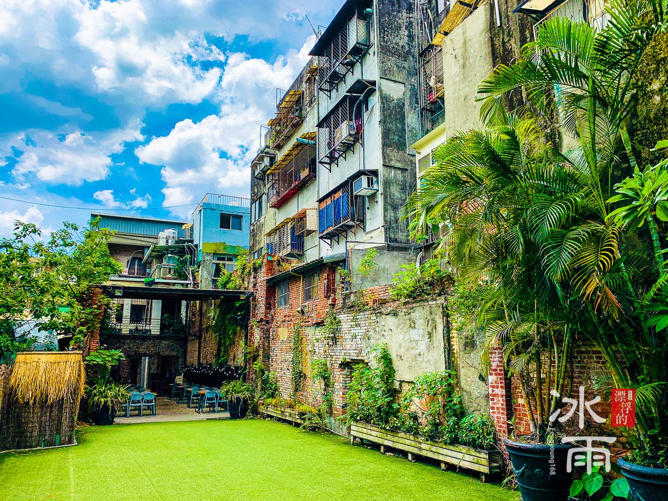 FB食尚曼谷有一個綠綠的後花園,可以在此辦婚禮