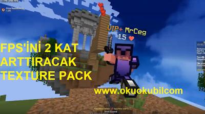 Minecraft Texture Pack İndir FPS 3 Kat Artırın – Craftrise İndir 2020